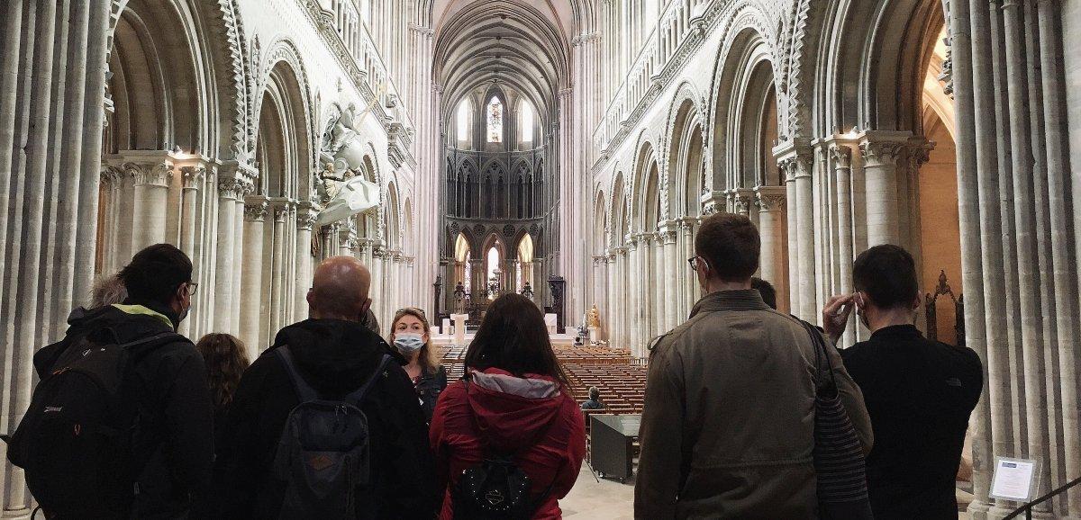 [Reportage] Bayeux. Découvrez les petits secrets de la Cathédrale
