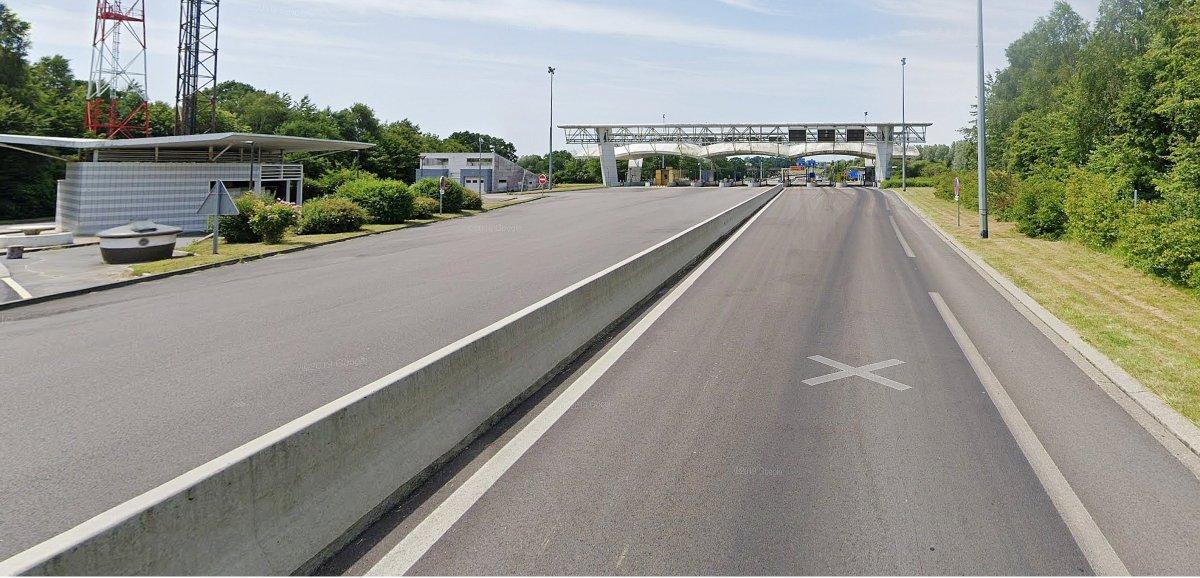 Seine-Maritime. A29: travaux sur les péages de Bolbec et Fécamp