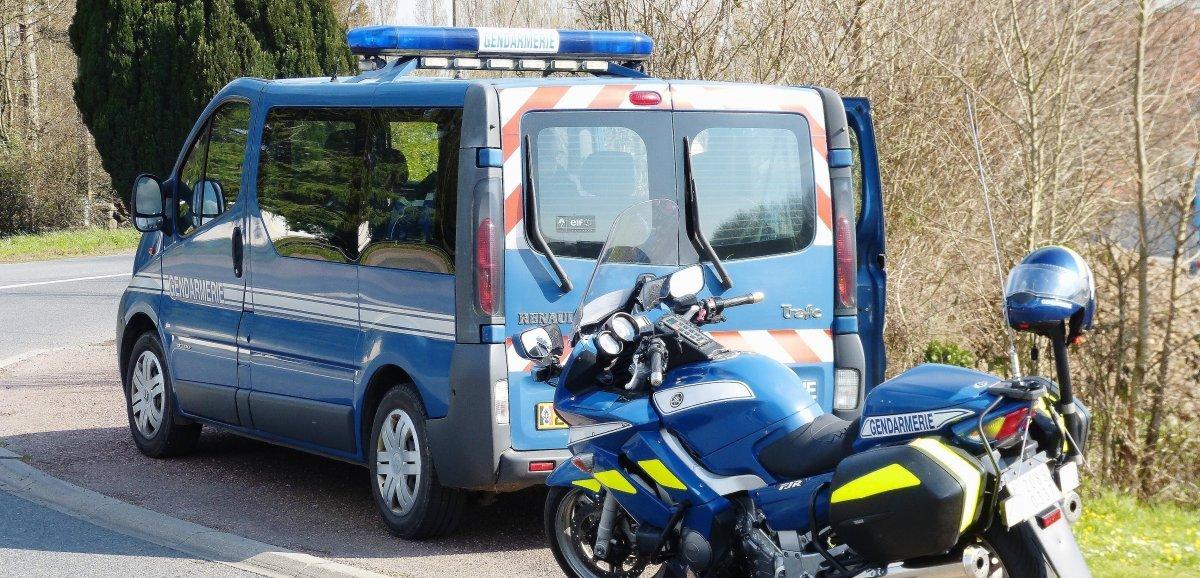 Valognes. Le chauffeur routier cumule 30 infractions!