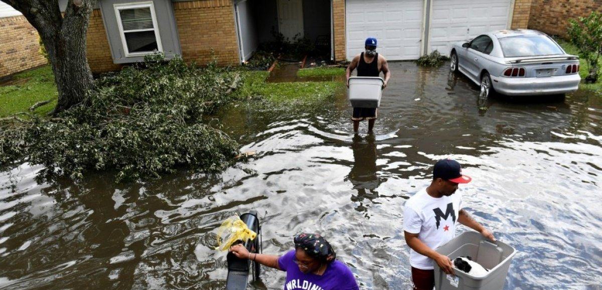 Ouragan Ida: