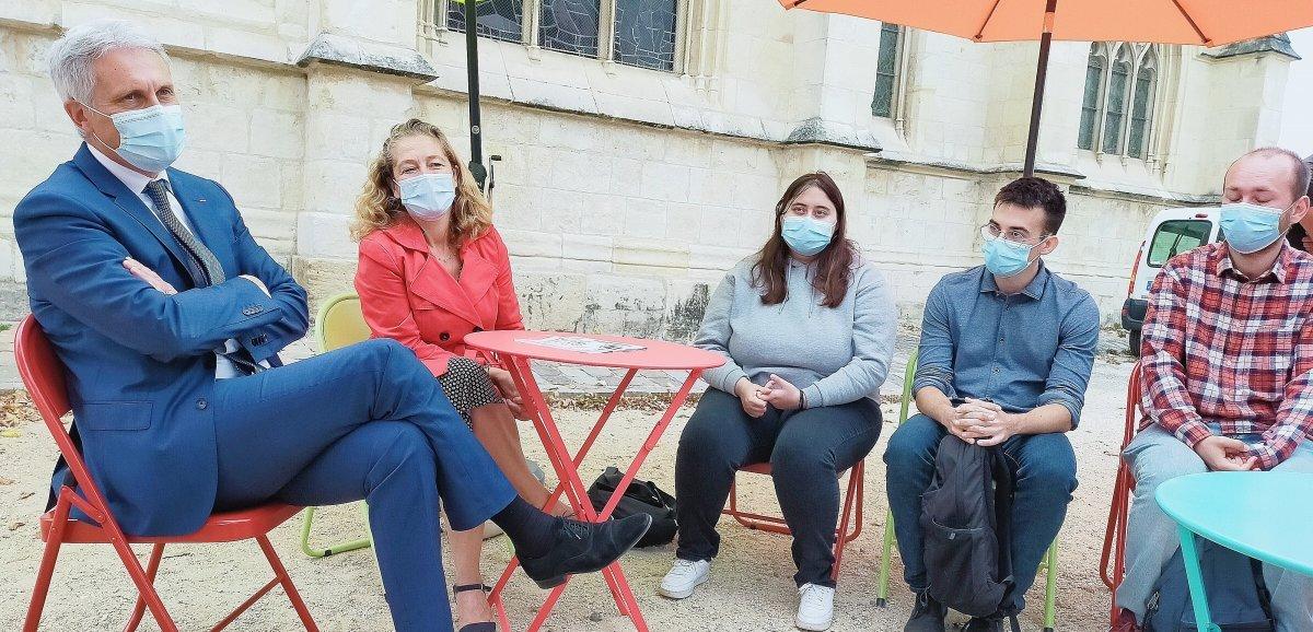 Caen. Rentrée 2021: 250 associationsau château