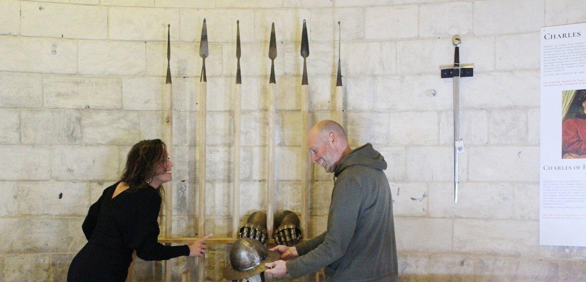 Rouen. Le donjon de Rouen: que cache-t-il derrière ses murs?