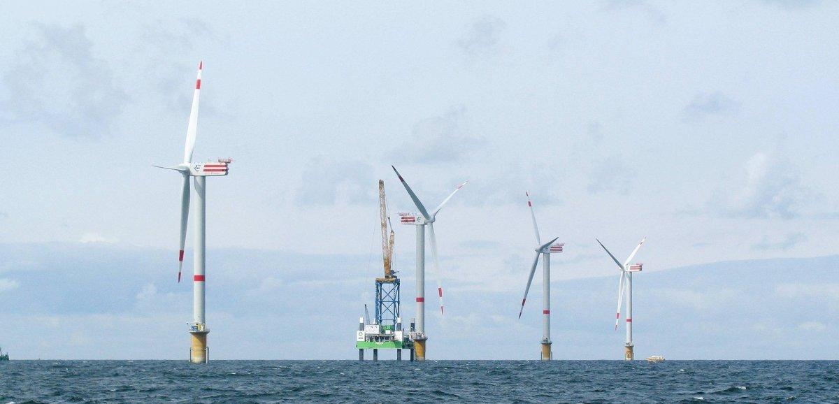 Calvados. Parc éolien en mer: une campagne d'études avant les travaux