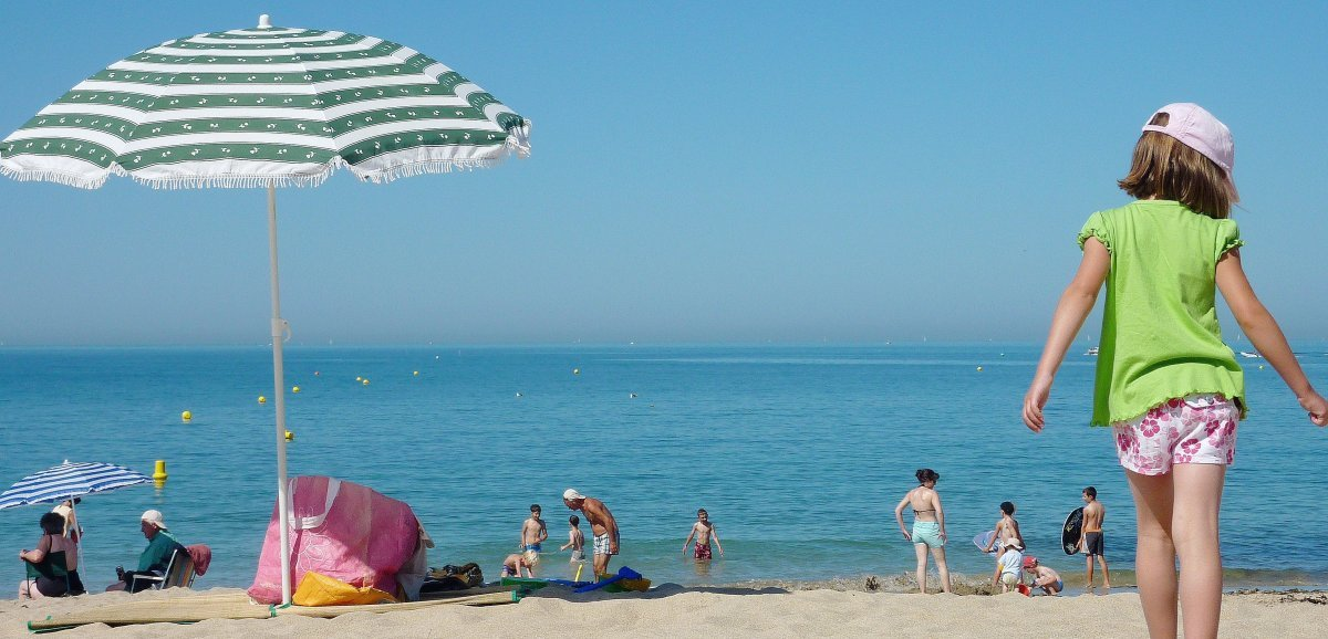 Calvados. Fréquentation touristique: août meilleurque juillet