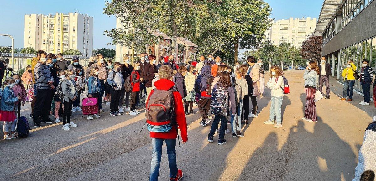 Saint-Lô. Au Val Saint-Jean, une rentrée dans une toute nouvelle école