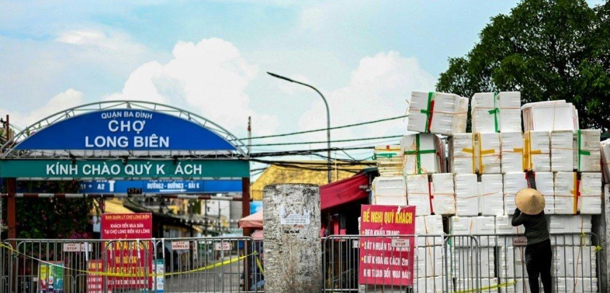 Hanoï transformée en prison à ciel ouvert pour lutter contre le coronavirus