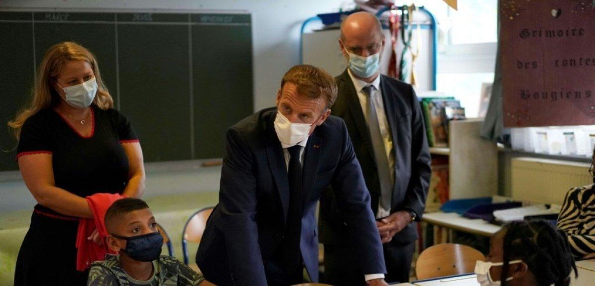 Dans les écoles marseillaises, on se débrouille sans attendre le président