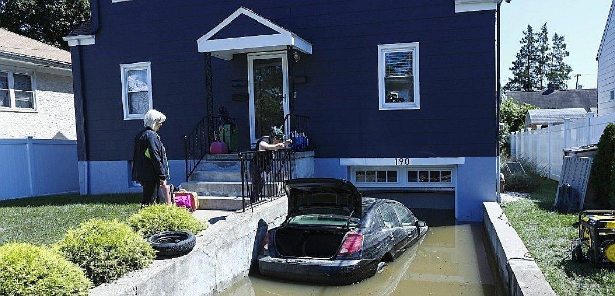 La tempête Ida sème le chaos aux Etats-Unis, au moins 17 morts à New York et sa région