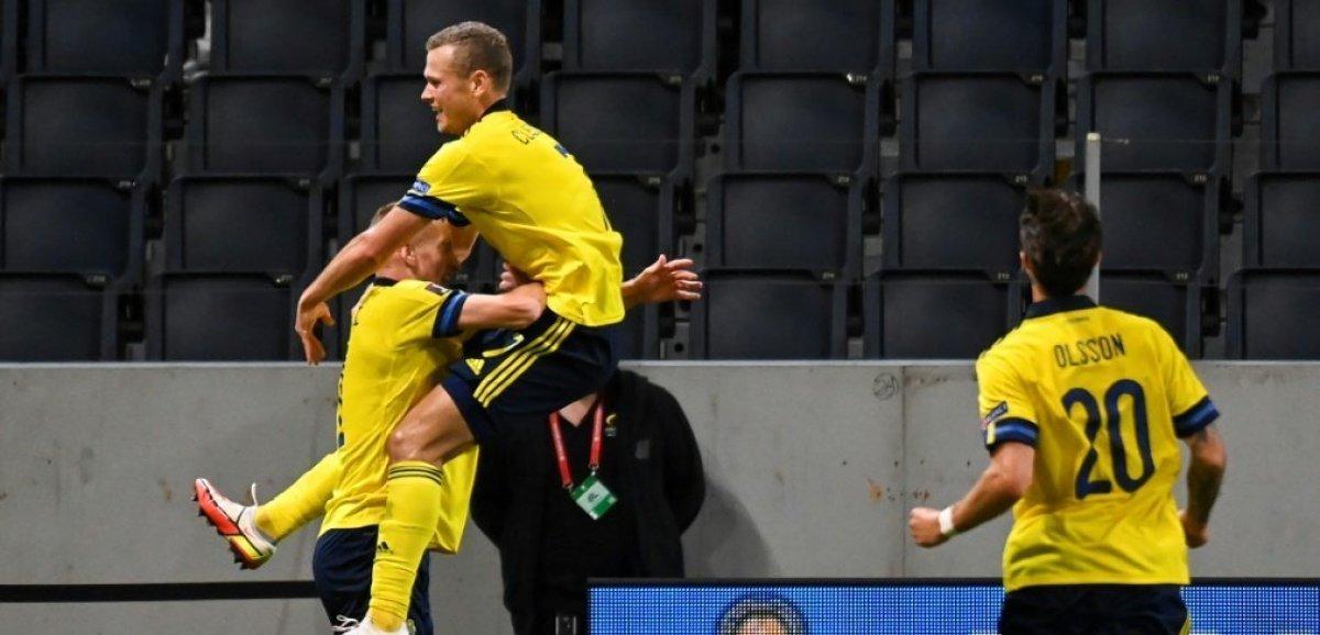 Qualifs Mondial-2022: la Suède piège l'Espagne, l'Angleterre facile, l'Italie cale