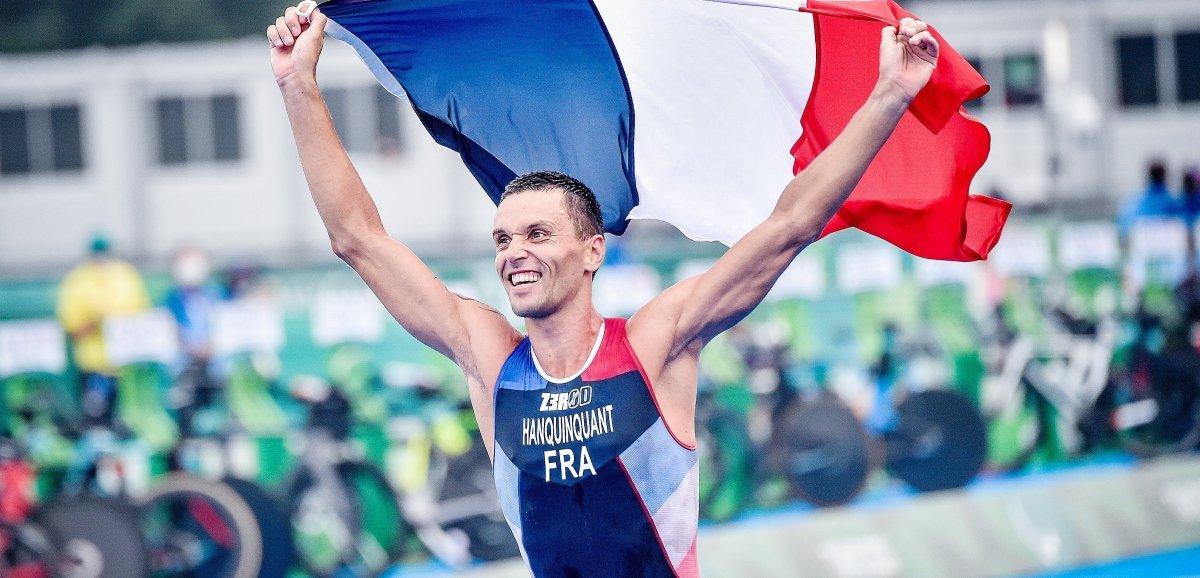 Rouen. Jeuxparalympiques : sur son petit nuage, Alexis Hanquinquant