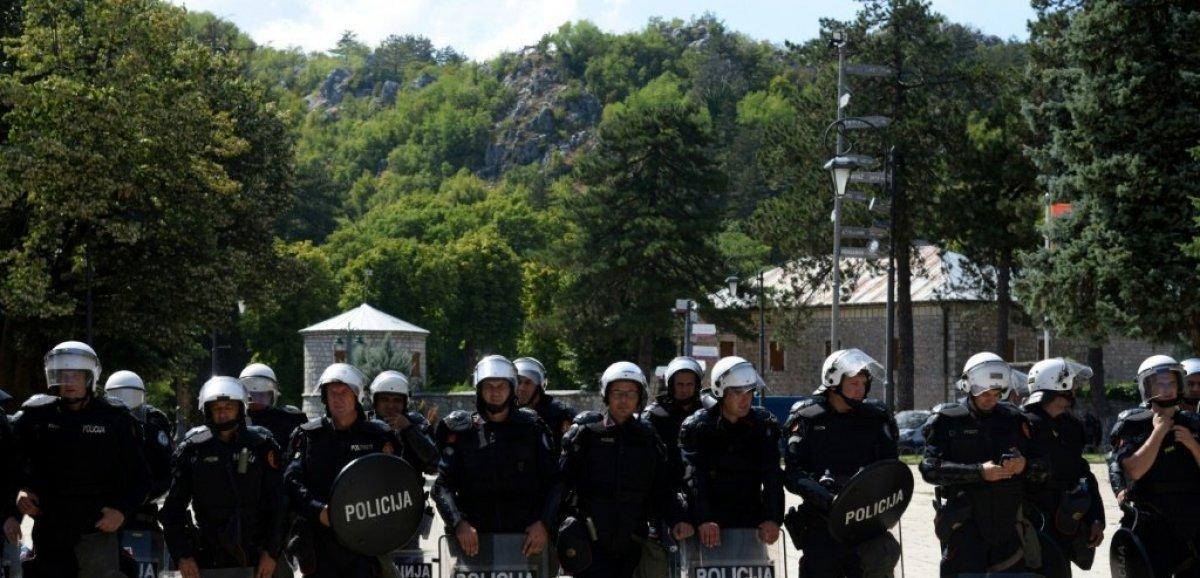 Tensions aux Monténégro à la veille de l'intronisation du chef de l'Eglise orthodoxe serbe