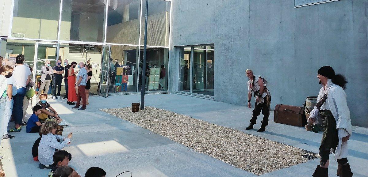 [Photos] Caen. Le 17b, le nouveau centre d'animation de Venoix, vient d'ouvrir ses portes