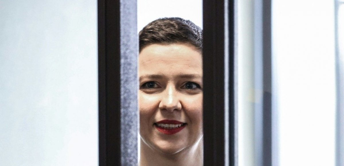 Le Bélarus condamne lourdement la figure de l'opposition Maria Kolesnikova