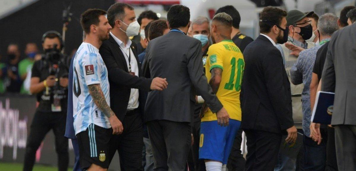 Mondial-2022: Brésil-Argentine, le flou après la mascarade