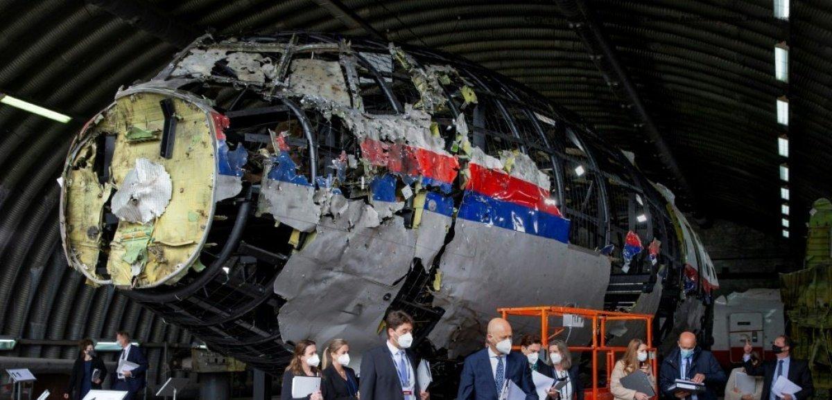 Vol MH17: les familles des victimes réclament justice à la Russie
