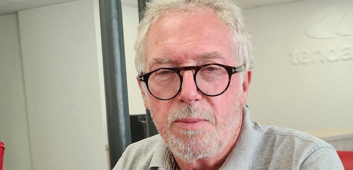 Philippe Duperron au procès des attentats,pour Thomas et pour l'association 13 Onze 15