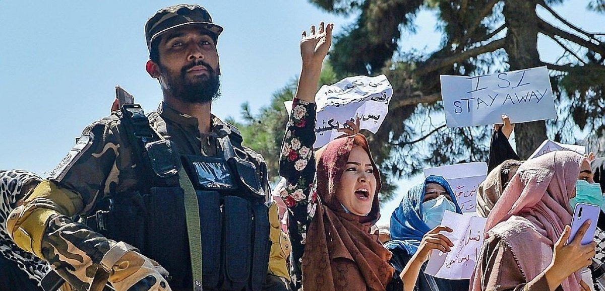 Afghanistan: les talibans dispersent de nouvelles manifestations à Kaboul