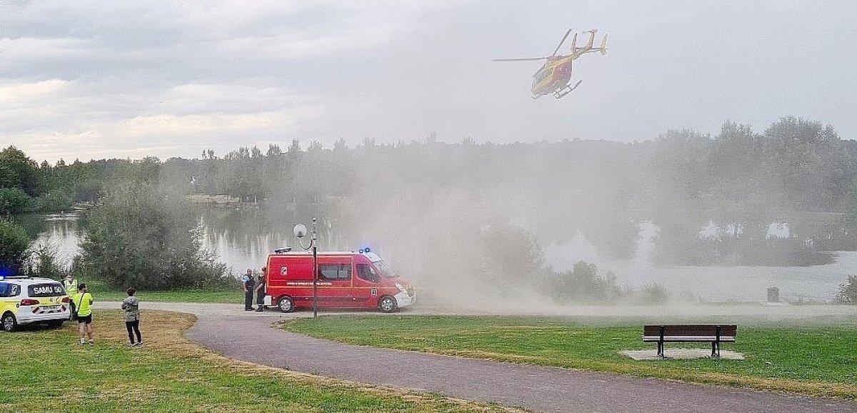Saint-Hilaire-du-Harcouët. Un corps retrouvé dans un plan d'eau