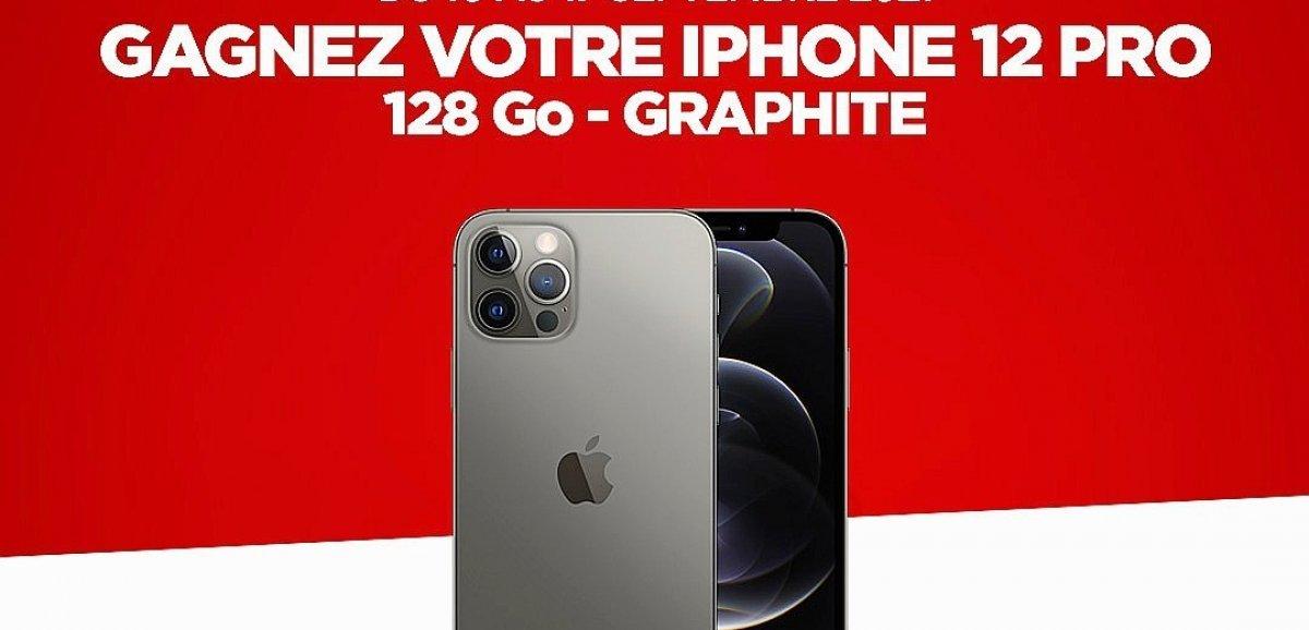 Cadeaux. Cette semaine sur Tendance Ouest, gagnez un iPhone 12 pro!