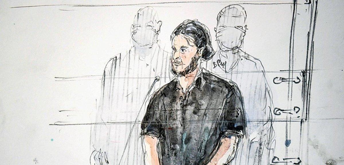 Abdeslam vindicatif à l'ouverture du procès