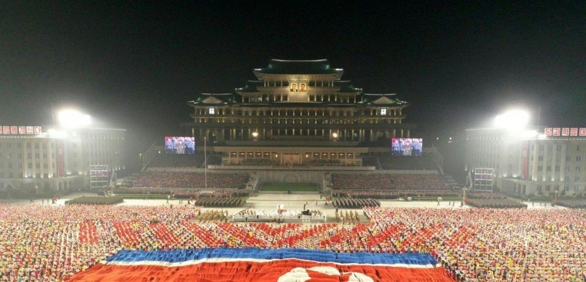Corée du Nord: parade sans missile pour l'anniversaire de sa fondation