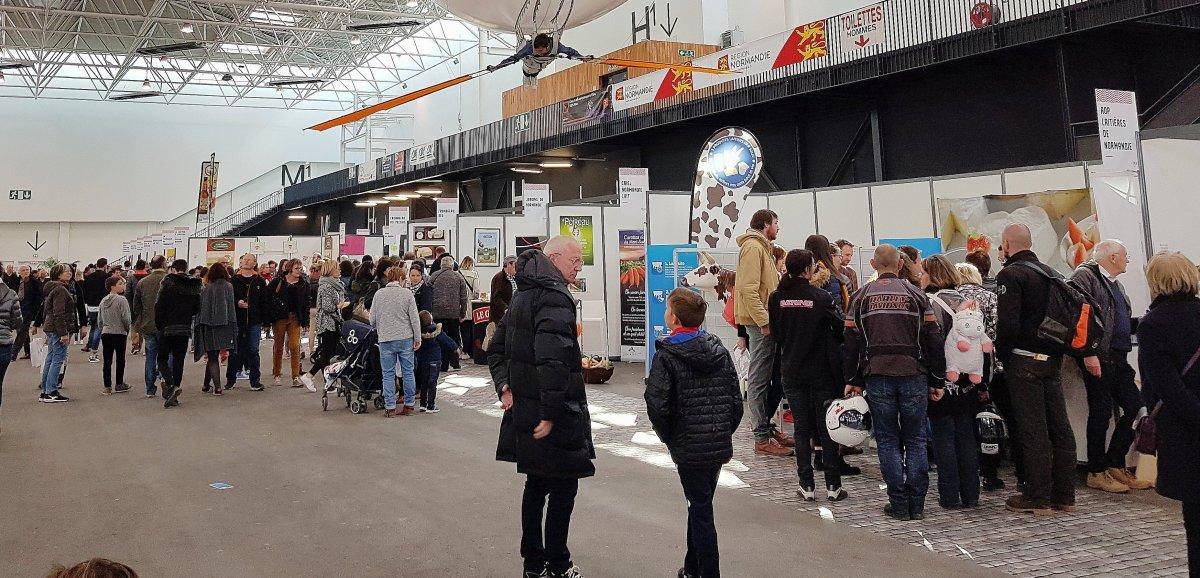 Le Parc expo accueille la deuxième édition du festival Fêno