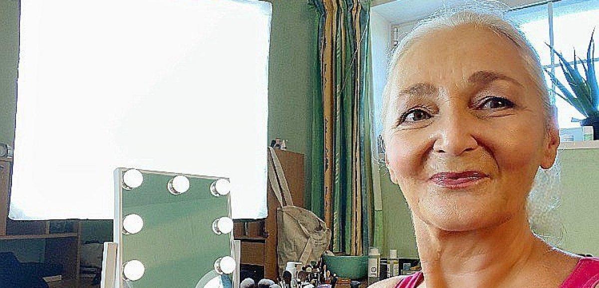 Foire de Caen. Dame Mature, journaliste devenue youtubeuse beauté à 60 ans
