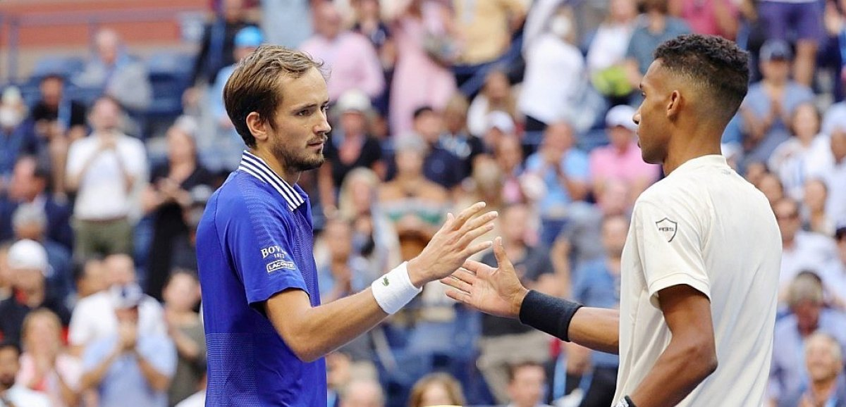 US Open: Medvedev s'empresse de revenir en finale