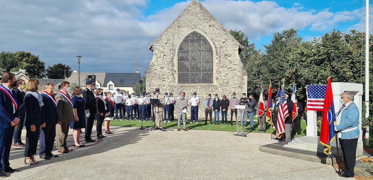 [Video] Saint-Lô. La ville commémore les attentats du 11 septembre