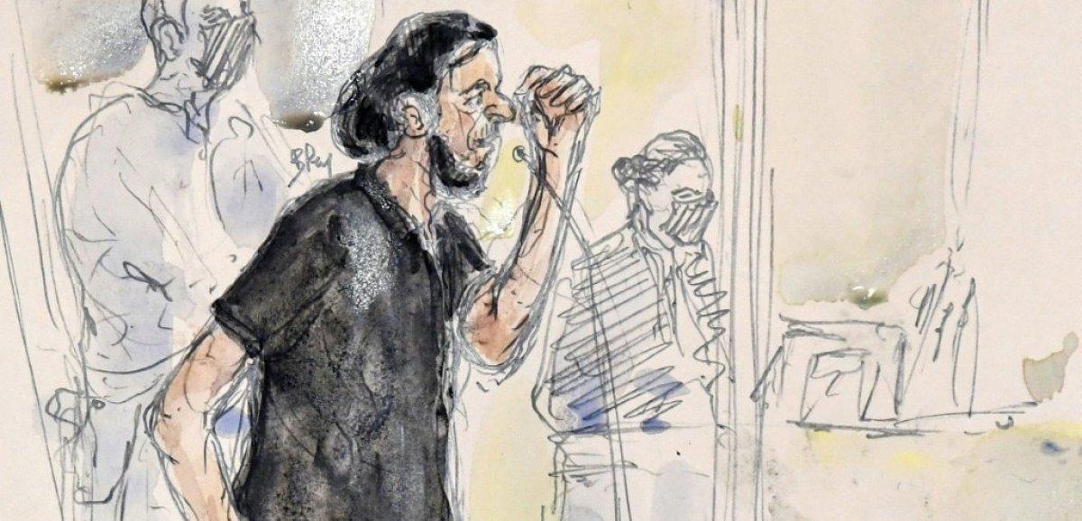 Procès du 13-Novembre: quand le mutique Salah Abdeslam retrouve la parole