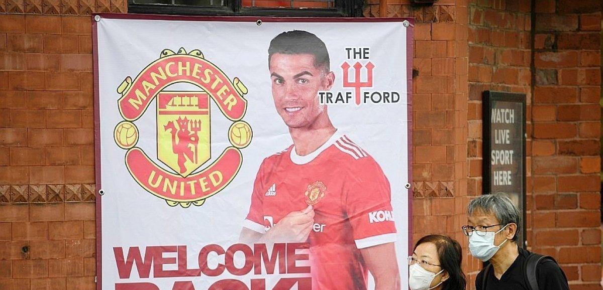 Angleterre: Cristiano Ronaldo titulaire contre Newcastle pour son retour à Manchester United