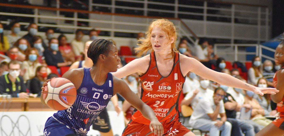 Basket(Amical). Mondevilledominé par une équipe de Chartrestrès disciplinée