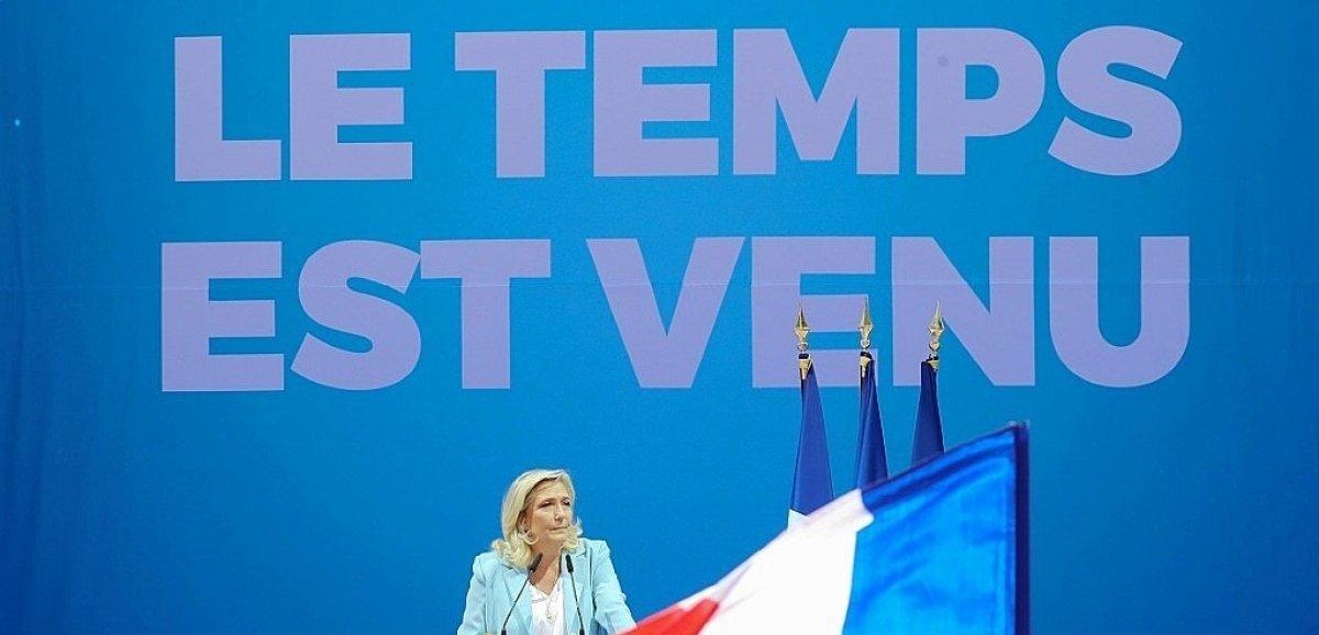 Marine Le Pen défend la