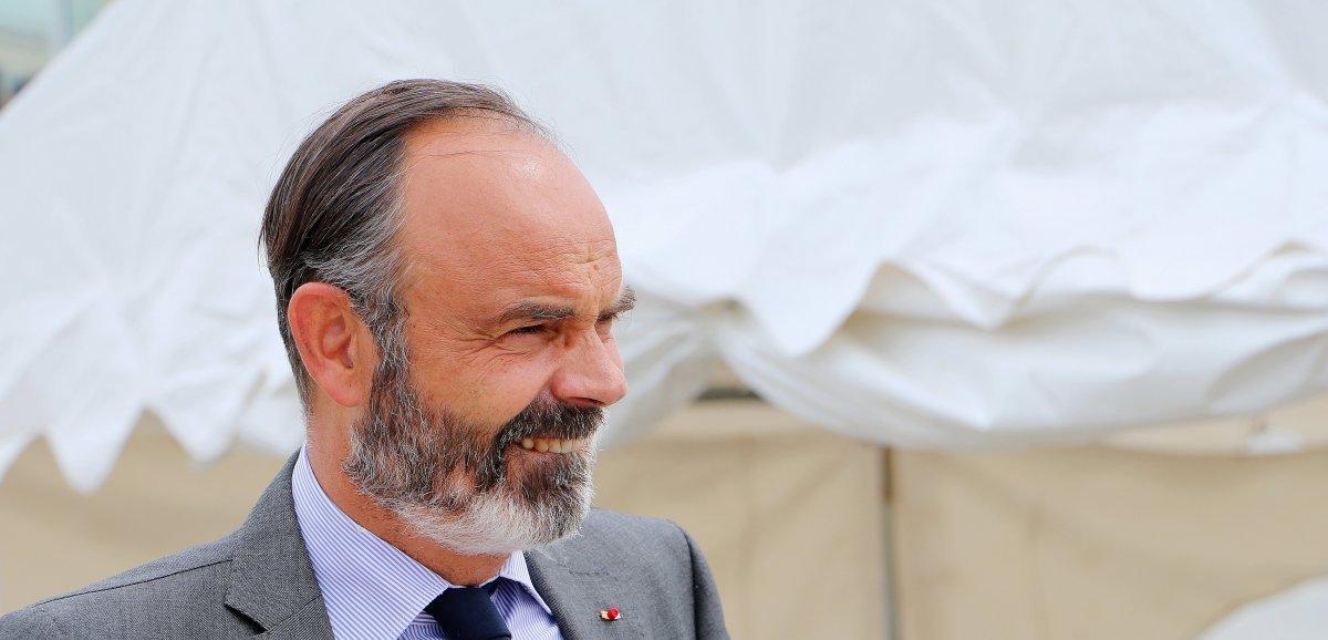 Présidentielle 2022. Édouard Philippe soutient Emmanuel Macron