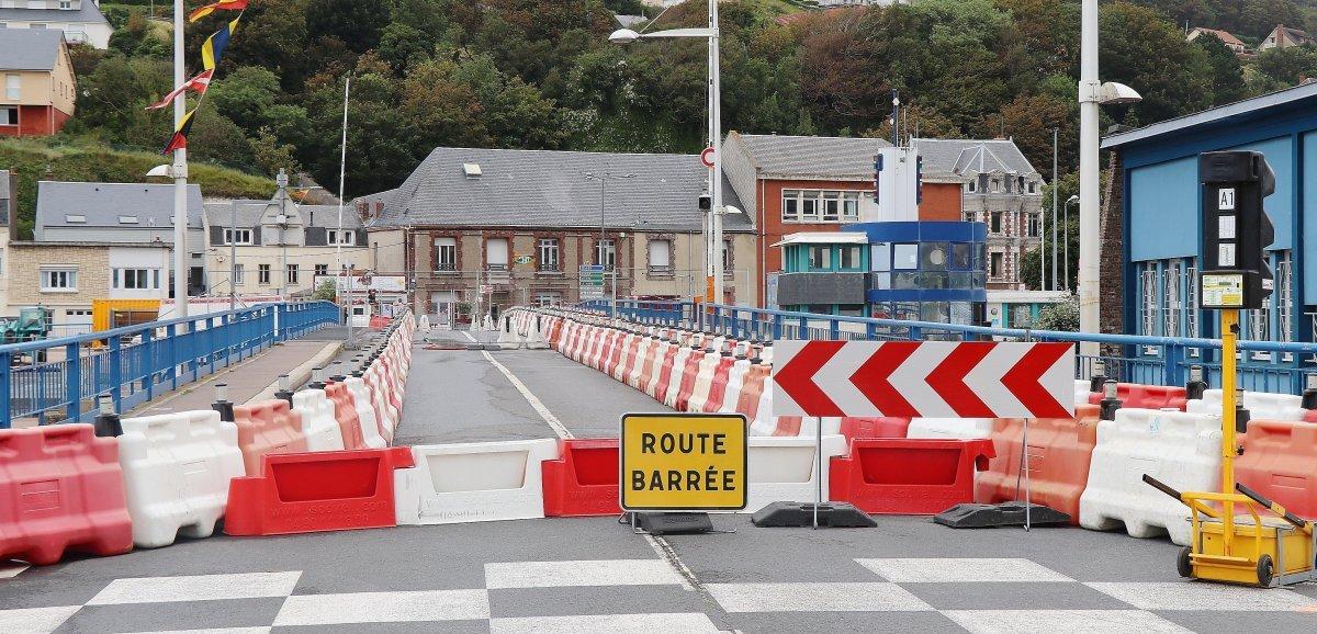 Fécamp. Le pont Gayant fermé pendant plusieurs semaines