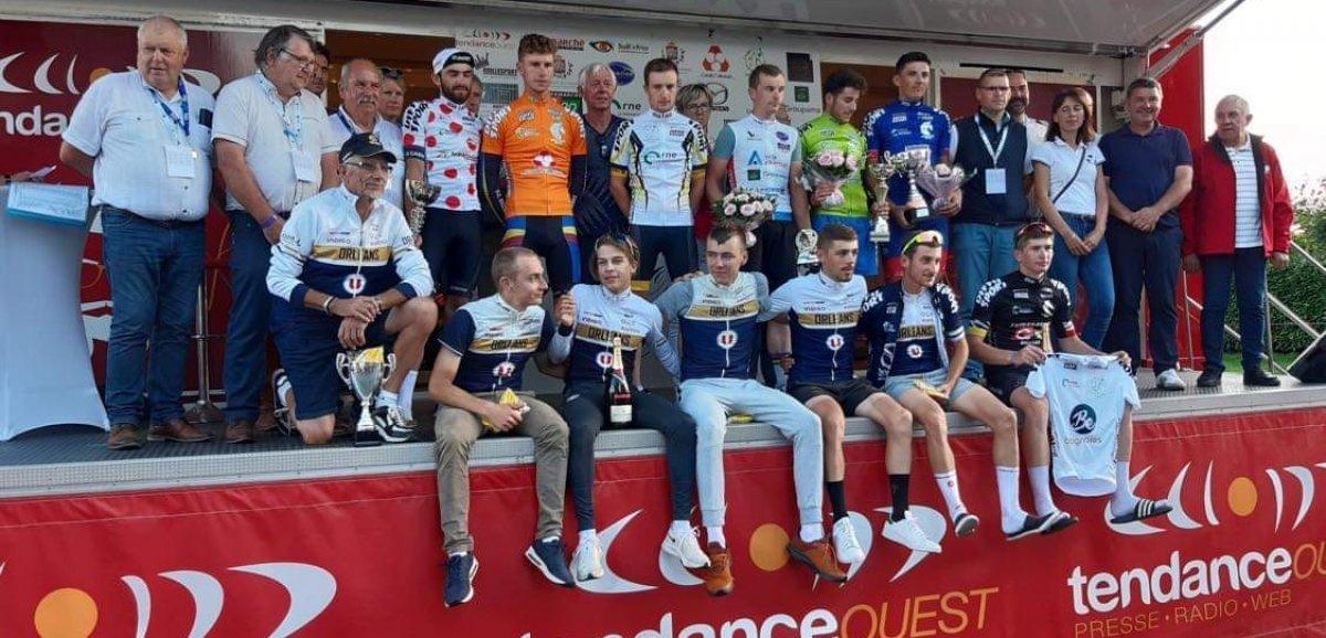 Cyclisme. Le Manchois Théo Guéret remporte le Tour de l'Orne