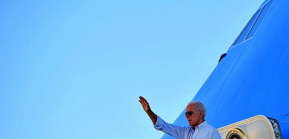 Biden met le cap à l'ouest, pour un déplacement à la coloration plus politique que d'habitude