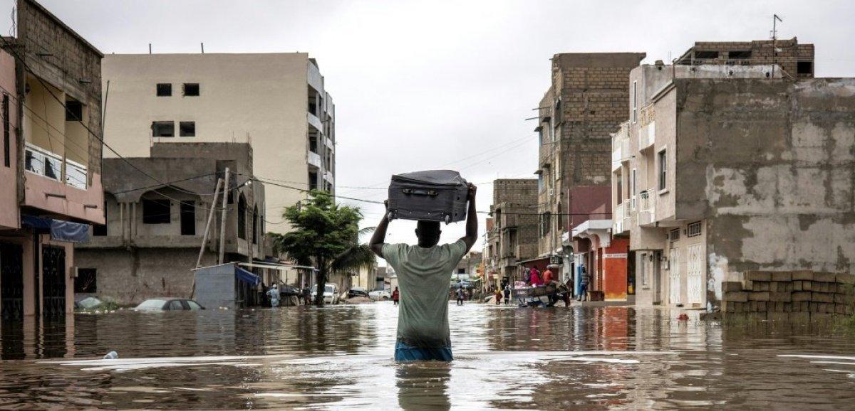 Le changement climatique pourrait pousser 216 millions de personnes à migrer d'ici 2050