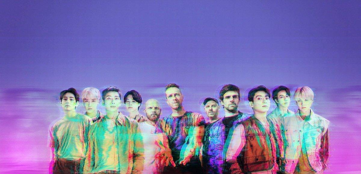Musique. Le nouveau single de Coldplay en duo avec BTS!