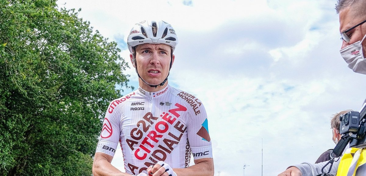 Cyclisme. Benoît Cosnefroy au Luxembourg avantla Belgique?
