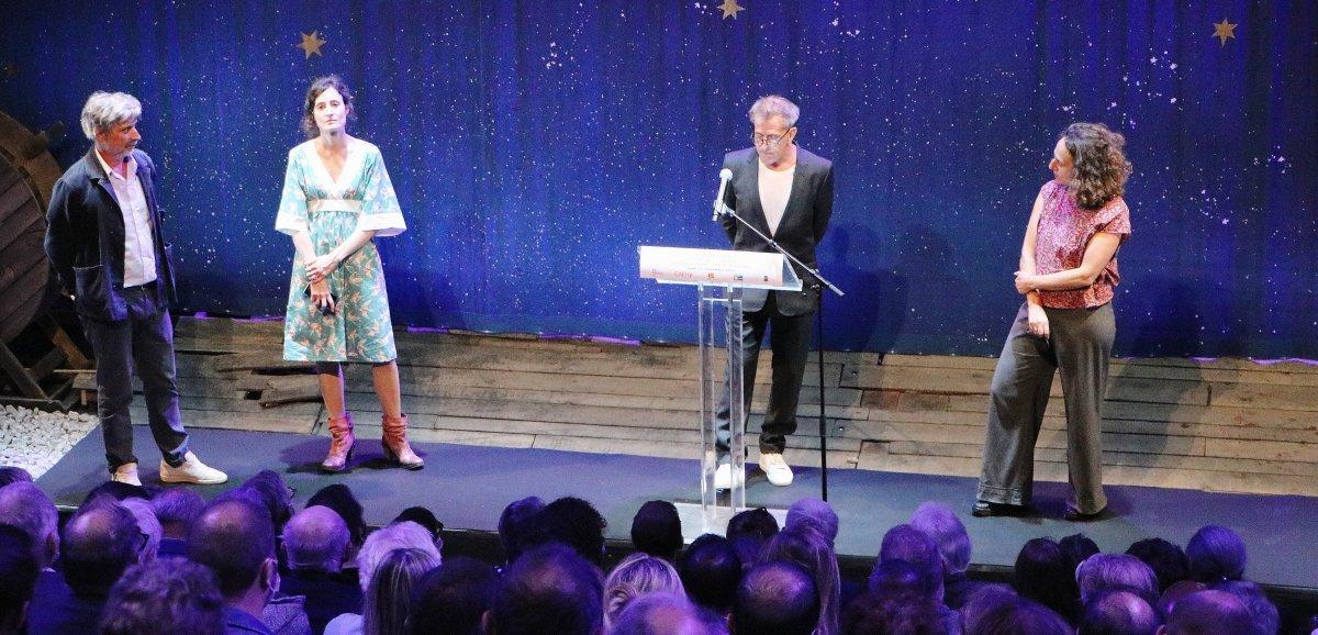 [Photos + vidéo] Caen. À quoi ressemble le nouveau théâtre des cordes?