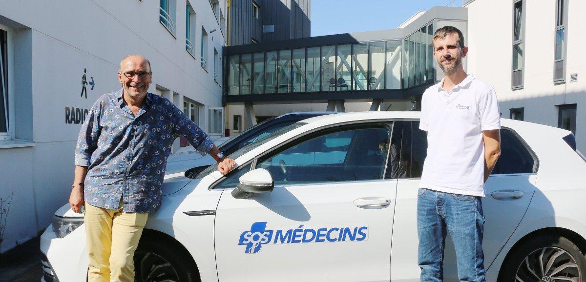 Cherbourg-en-Cotentin. SOS Médecins suspend ses visites en journée
