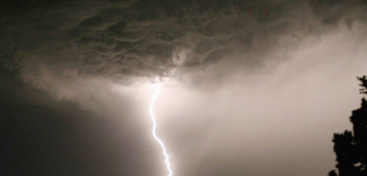 Orages: pluies record dans le Gard, une personne portée disparue