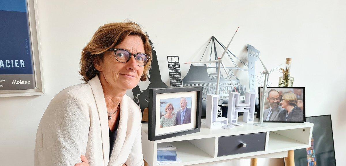Seine-Maritime. La rentrée politique d'Agnès Firmin Le Bodo (Agir)