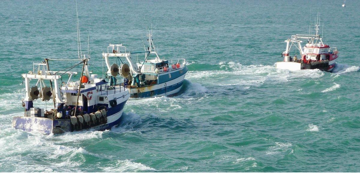 [Actualisé] Pirou. Relations avec Jersey: les pêcheurs normands se mobilisent