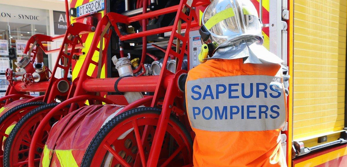 Le Havre. Les pompiers mobilisés sur deux feux d'appartements