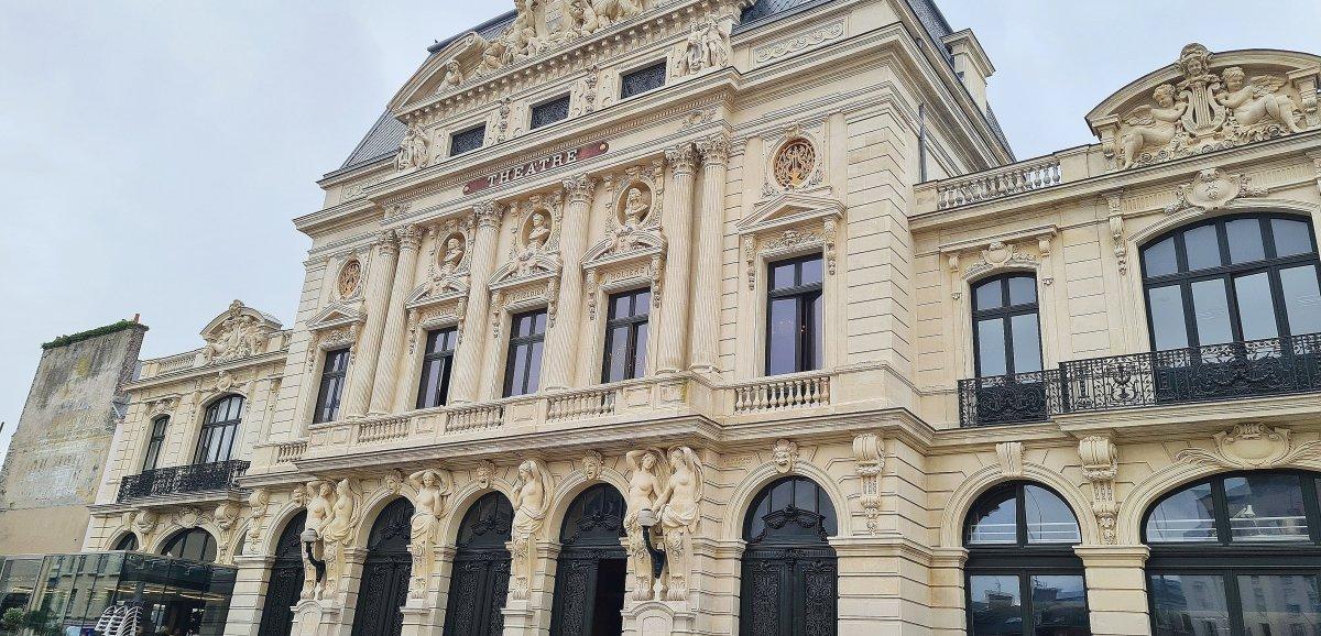 Cherbourg-en-Cotentin. Fin de chantier pour le Théâtre à l'italienne