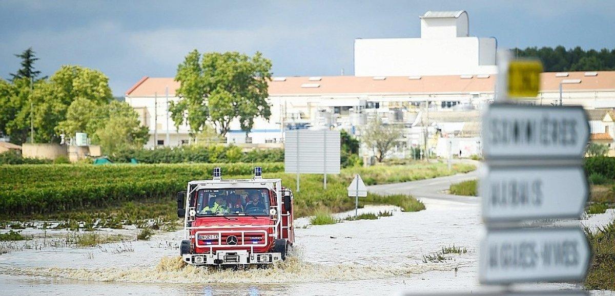Météo: huit départements en vigilance orange pour risques d'orages et d'inondations