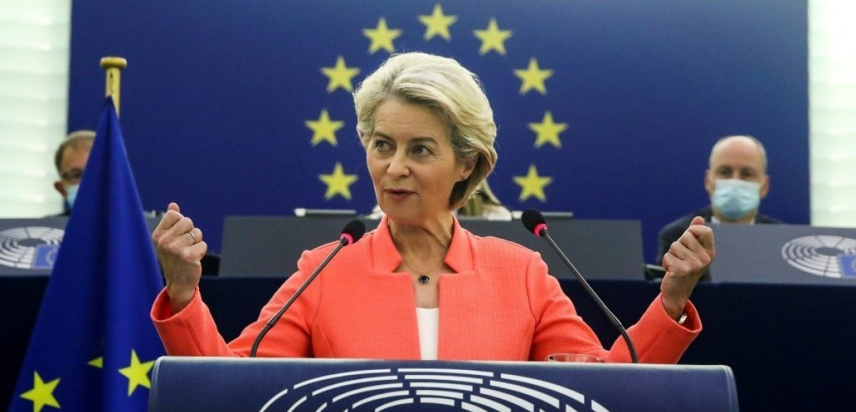Industrie, défense: Ursula von der Leyen veut renforcer l'autonomie de l'UE