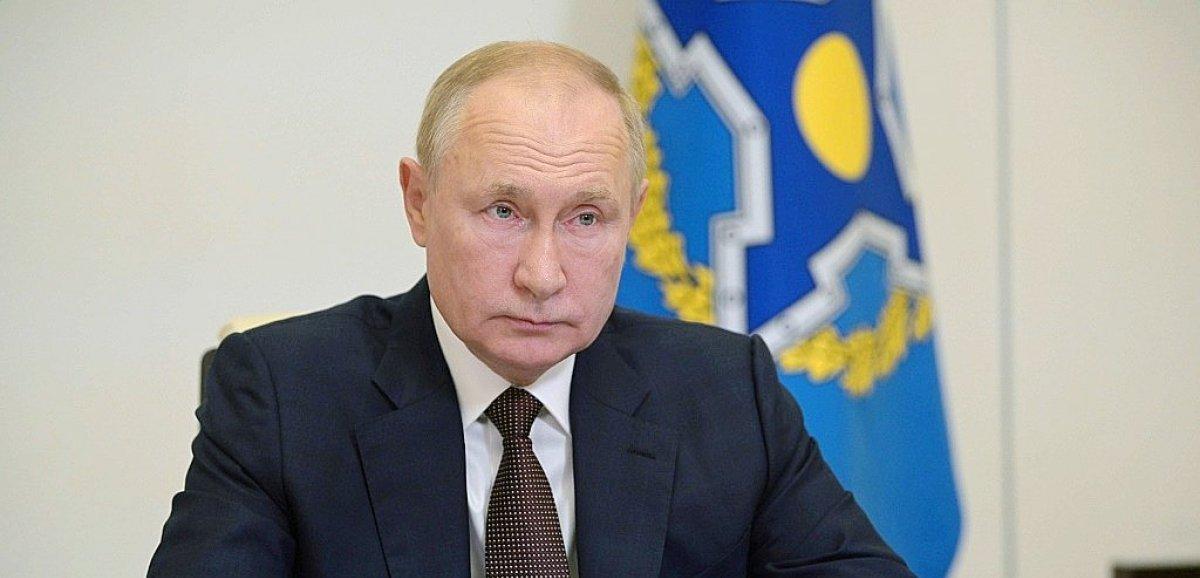 Poutine appelle les Russes au patriotisme avant un scrutin sans opposants